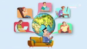 ساخت انیمیشن نرم افزار پرداخت شهر پی شهرداری تهران